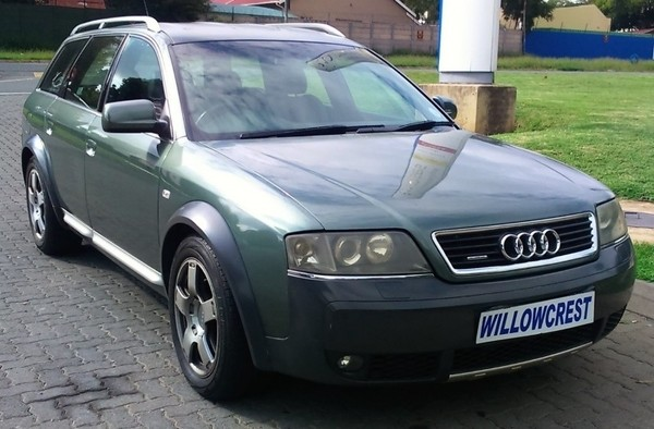 used audi a6 allroad quattro for sale in gauteng id 3119895. Black Bedroom Furniture Sets. Home Design Ideas