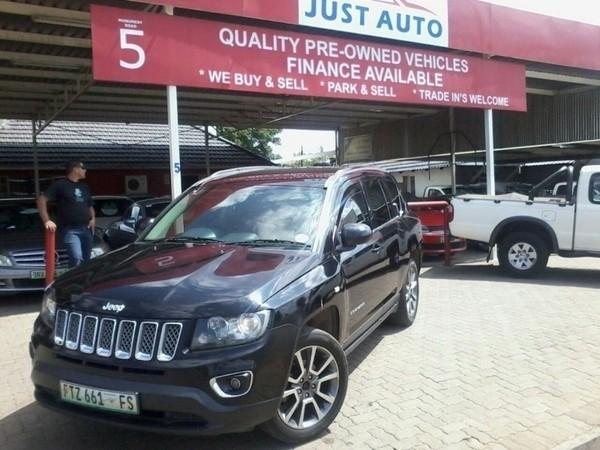 2014 Jeep Compass 2.0 Ltd Free State Bloemfontein_0