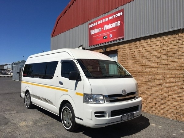 Used Toyota Quantum 2 5 D 4d 14 Seat For Sale In Western