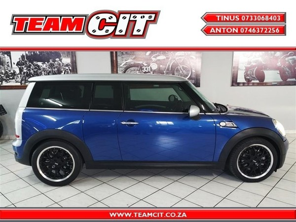 Used Mini Cooper S Clubman For Sale In Gauteng Cars Co
