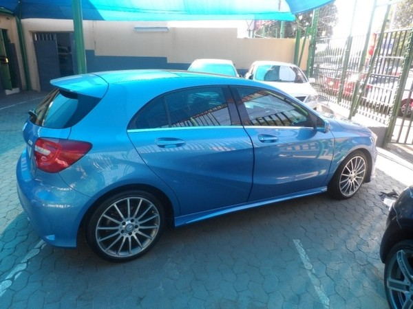 Used Mercedes Benz A Class A 180 Cdi Avantgarde A T For