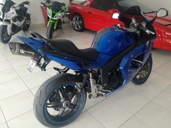 Used Triumph Sprint St 1050 Abs For Sale In Western Cape