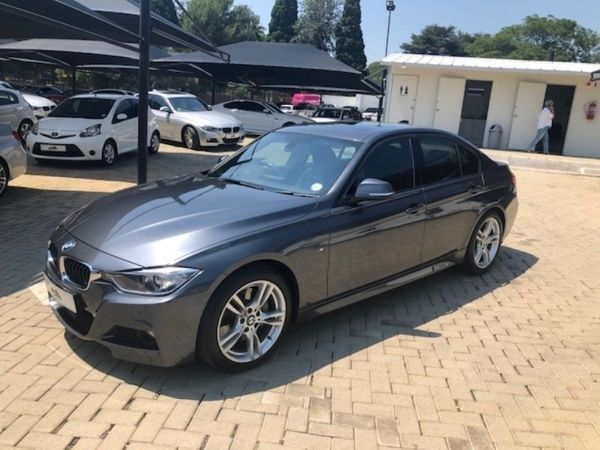 Bmw 2014 Bmw 3 Series 335i M Sport Line A T F30 Was Listed For