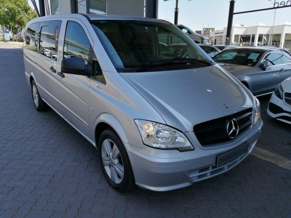 used mercedes benz vito 122 cdi shuttle for sale in gauteng id 3152023. Black Bedroom Furniture Sets. Home Design Ideas
