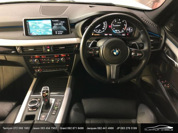 used bmw x5 m50d for sale in gauteng id 3155437. Black Bedroom Furniture Sets. Home Design Ideas