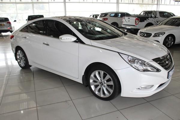 Used Hyundai Sonata 2 4 Gls Executive A T For Sale In Gauteng Cars Co Za Id 3166925