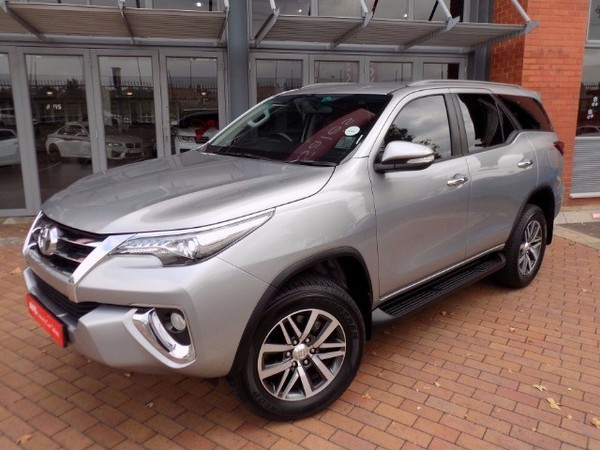 Used Toyota Fortuner 2 8gd 6 R B Auto For Sale In Gauteng Cars Co Za Id 3170197