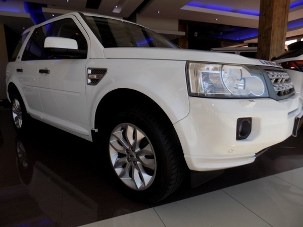 Used Land Rover Freelander Ii 2 2 Sd4 Se A T For Sale In