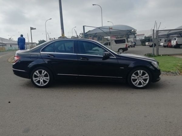 Used Mercedes Benz C Class C Class C200 Ggi Blue Efficiency Executive For Sale In Gauteng Cars