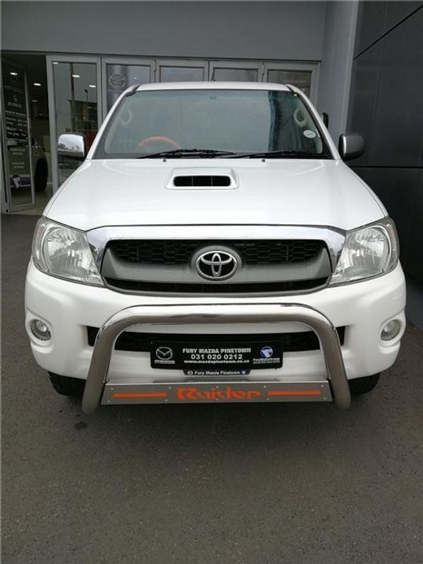Used Toyota Hilux 3 0 D 4d Raider R B P U S C For Sale In