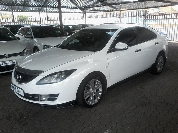 used mazda 6 2 0 active for sale in gauteng. Black Bedroom Furniture Sets. Home Design Ideas