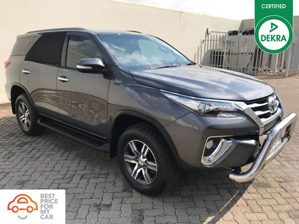 Used Toyota Fortuner 2 8gd 6 R B For Sale In Gauteng Cars Co Za Id 3216155