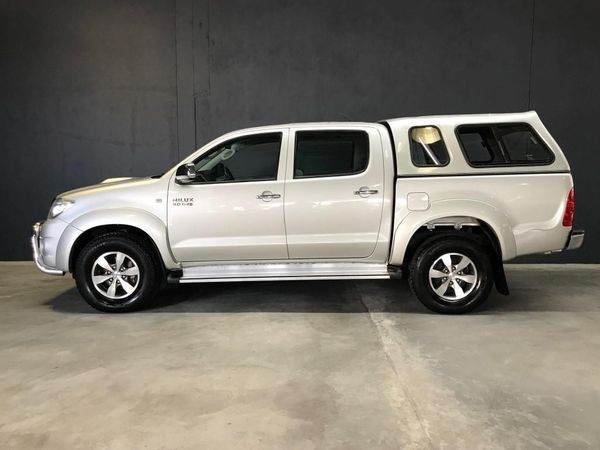 2010 Toyota Hilux 3.0d-4d Raider Rb At Pu Dc Gauteng Vereeniging_1 & Used Toyota Hilux 3.0d-4d Raider R/b A/t P/u D/c for sale in ...