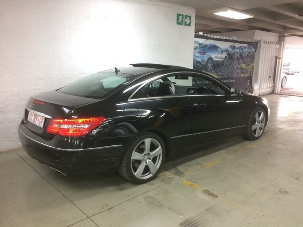 used mercedes benz e class e 500 coupe for sale in gauteng id 3244481. Black Bedroom Furniture Sets. Home Design Ideas