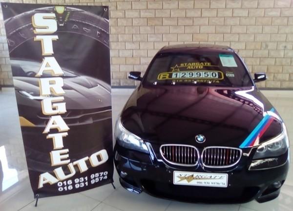 2006 BMW 5 Series 525i At e60 Gauteng_0