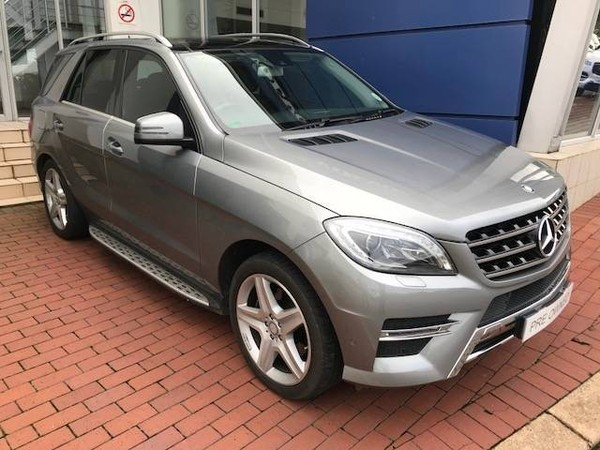 Used mercedes benz m class ml 350 bluetec for sale in for Sun motor cars mercedes benz