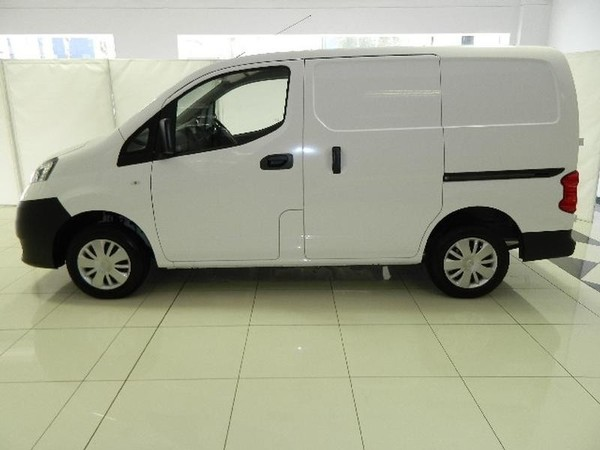 Used Nissan Nv200 1 6i Visia F C Panel Van For Sale In