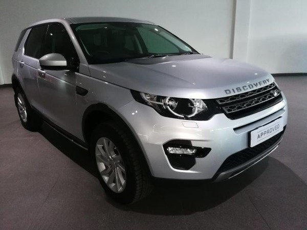 2018 Land Rover Discovery SPORT 2.0i4 D SE Free State Bloemfontein_0