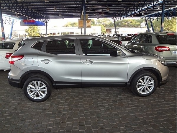 Used Nissan Qashqai 1 2t Visia For Sale In Gauteng Cars