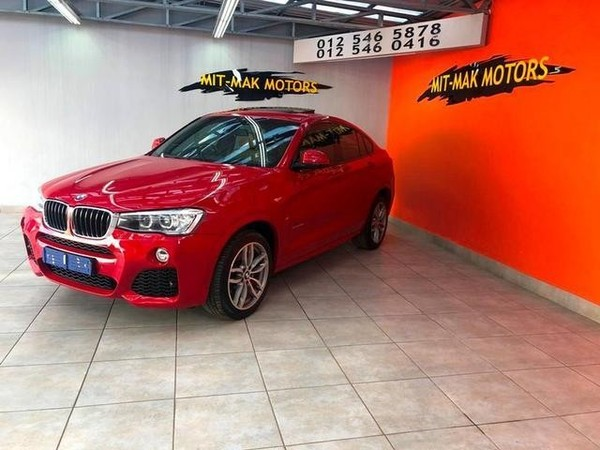 used bmw x4 xdrive20d m sport for sale in gauteng id 3399488. Black Bedroom Furniture Sets. Home Design Ideas