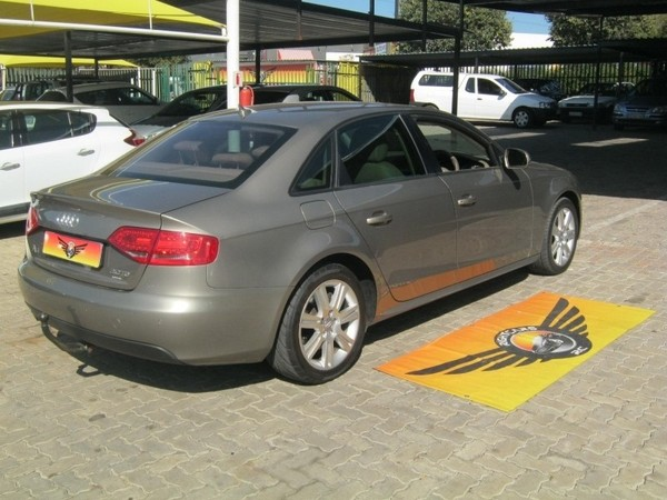 used audi a4 2 0 tdi ambition 100kw b8 for sale in gauteng id 3416594. Black Bedroom Furniture Sets. Home Design Ideas