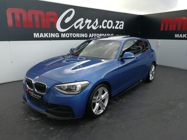 2012 BMW 1 Series 125i M Sport 5DR Auto f20 Kwazulu Natal Pinetown_0