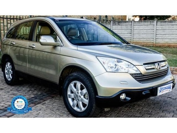 used honda cr v 2 0 rvsi a t for sale in gauteng. Black Bedroom Furniture Sets. Home Design Ideas