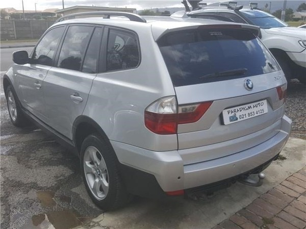used bmw x3 xdrive 30d exclusive auto for sale in western cape id 3434914. Black Bedroom Furniture Sets. Home Design Ideas
