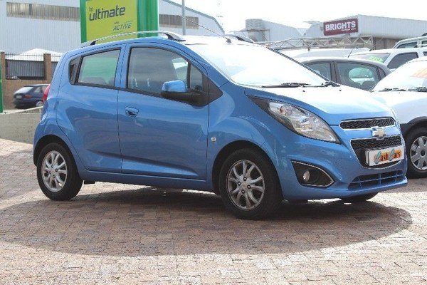 used chevrolet spark chevrolet spark 1 2 ls 5dr for sale in western cape id 3451178. Black Bedroom Furniture Sets. Home Design Ideas