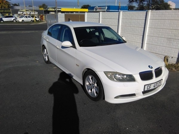 2006 BMW 3 Series 323i Exclusive At e90  Western Cape Bellville_0