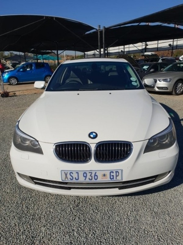 2008 BMW 5 Series 525i Individual At e60 Gauteng Four Ways_0