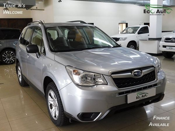 used subaru forester 2 5 x cvt love is what makes a subaru for sale in mpumalanga. Black Bedroom Furniture Sets. Home Design Ideas