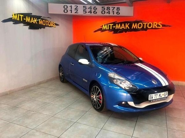 used renault clio iii 2 0 gordini renault sport 3dr for sale in gauteng id 3528130. Black Bedroom Furniture Sets. Home Design Ideas