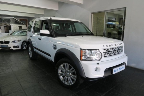 used land rover discovery 4 3 0 tdv6 s for sale in western cape id 3547988. Black Bedroom Furniture Sets. Home Design Ideas
