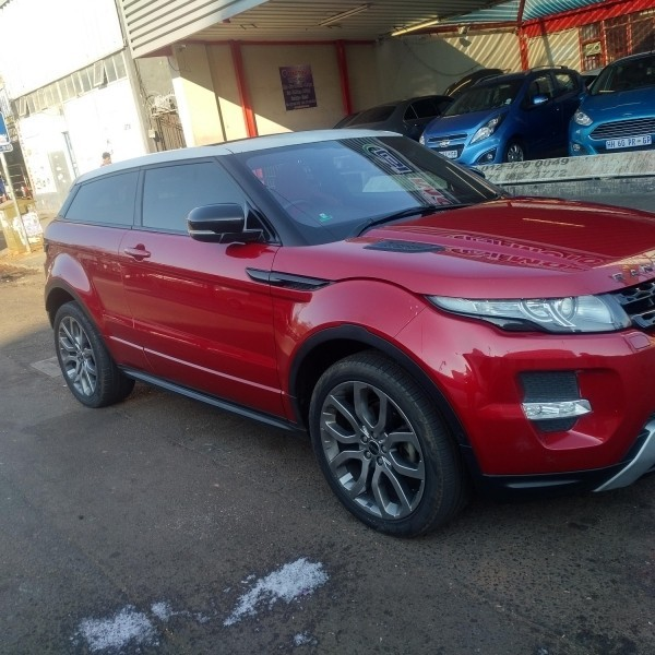Used Land Rover Evoque 2.0 Si4 Prestige Coupe For Sale In