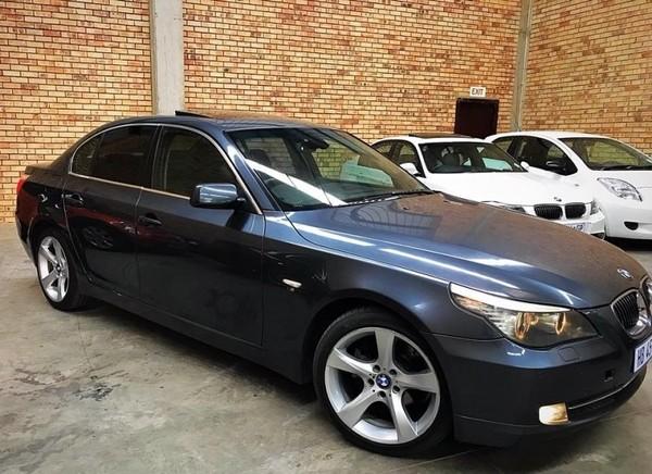 2008 BMW 5 Series 525i Exclusive At e60  Gauteng Johannesburg_0