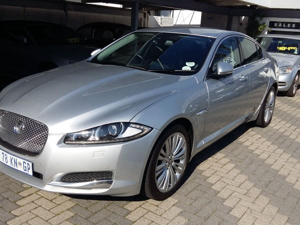 2014 Jaguar XF 2.2 D Premium Luxury  Western Cape Mowbray_0