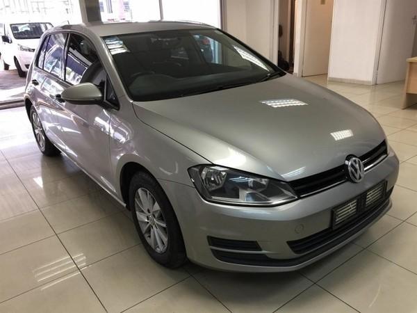 2014 Volkswagen Golf Vii 1.4 Tsi Trendline  Gauteng Johannesburg_0