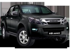 2017 Isuzu KB Series 300 D-TEQ LX AT Double Cab Bakkie Gauteng Four Ways