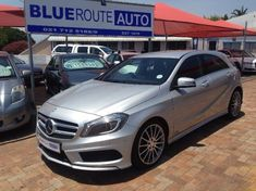 2013 Mercedes-Benz A-Class A 200 Be At Western Cape Cape Town
