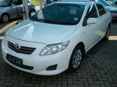 2010 Toyota Corolla 1.6 Professional  Free State Welkom