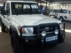 2015 Toyota Land Cruiser 70 Pu 79 4.0 Pick Up Gauteng Pretoria