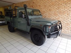 2008 Land Rover Defender Puma 110 Hc Pu Sc Gauteng Centurion