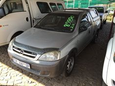 2006 Opel Corsa Utility 1.7 Dti Pu Sc Gauteng Bramley