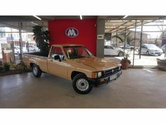 1997 Toyota Hilux 1800 Pu Sc Gauteng Vereeniging
