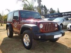 2007 Jeep Wrangler 3.8 Rubicon 2dr 6sp Gauteng Johannesburg