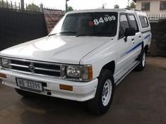 1996 Toyota Hilux 2.8 D Raider Pu Dc Gauteng Pretoria