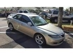 2004 Mazda 6 2.3 Sporty Lux At Gauteng Boksburg