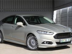 2016 Ford Fusion 2.0 Ecoboost Titanium Auto Eastern Cape Uitenhage