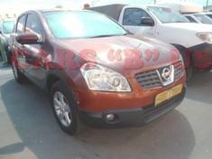 2008 Nissan Qashqai 2.0 Dci Acenta  Gauteng Roodepoort